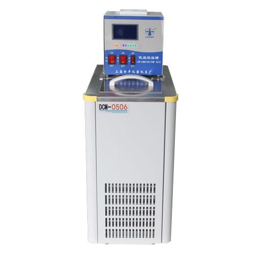 上海衡平DCM-0506数显式低温恒温槽